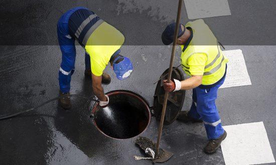 Fett- und Ölabscheiderverwertung, Sandfang